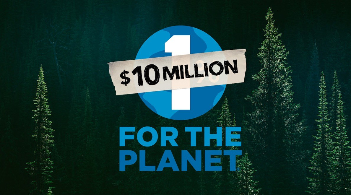 Patagonia donates 10 mio Black Friday sales to environmental organisations