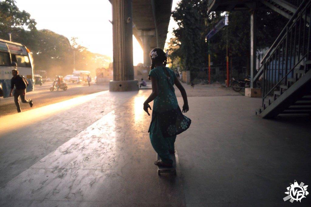Girls Skate India