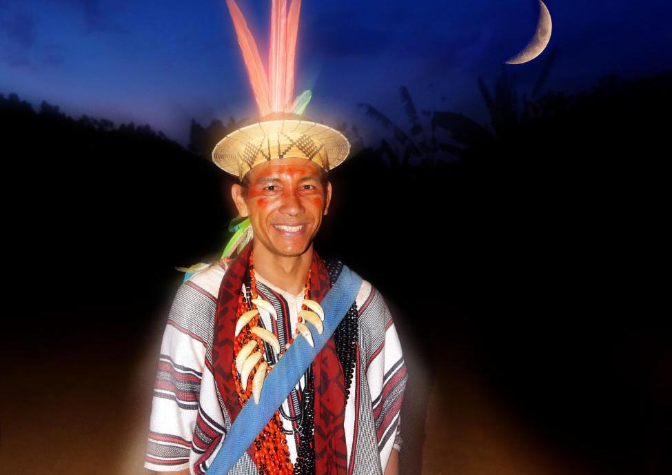 Message from Benki Piyako regarding the Amazonian Rainforest