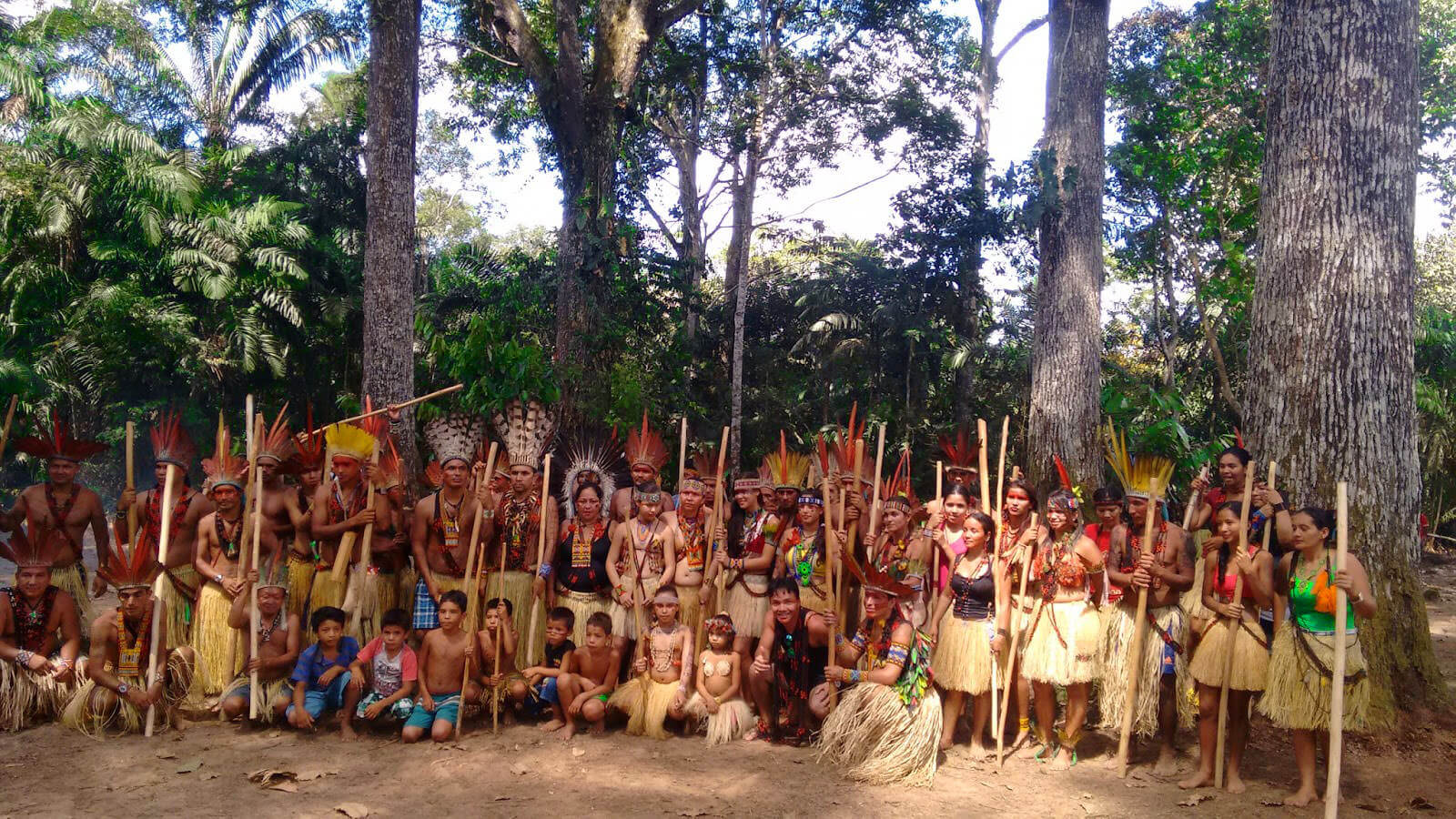 2 grand journeys to meet the indigenous peoples of the Amazon rainforest in June and July 2019