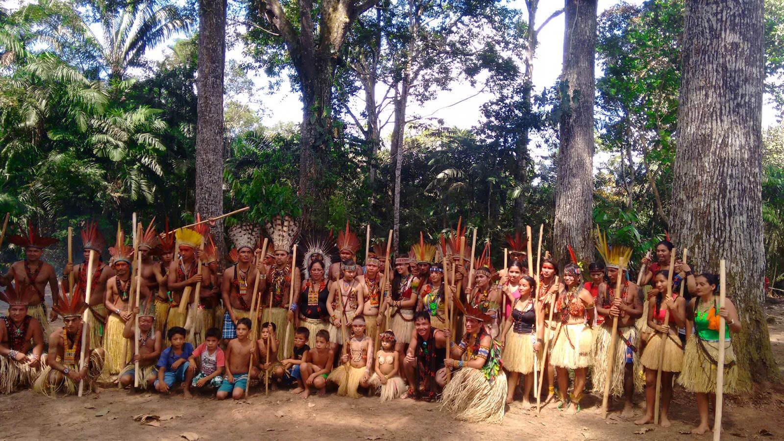 2 grands voyages pour rencontrer les peuples premiers de la forêt Amazonienne en Juin et Juillet 2019
