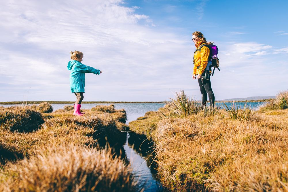 Family Bonding: Reconnect with Nature