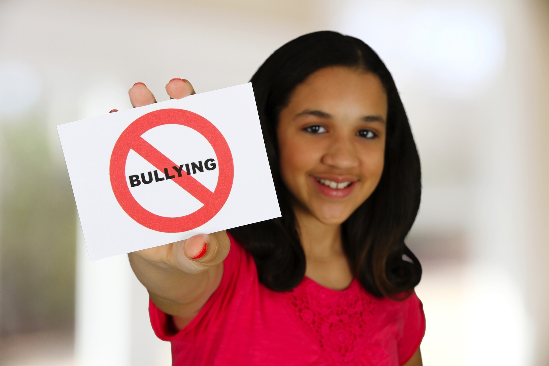 Let's stop bullying. To This Day Project