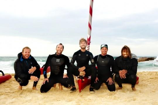 Surfer for Cetaceans
