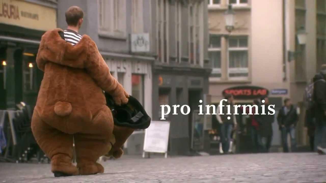 Pro Infirmis Get closer