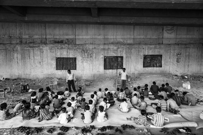 L'humanisme de Rajesh Kumar Sharma