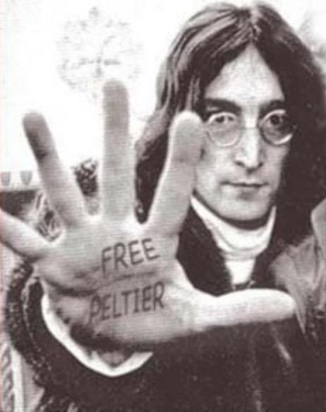Free innocent Leonard Peltier