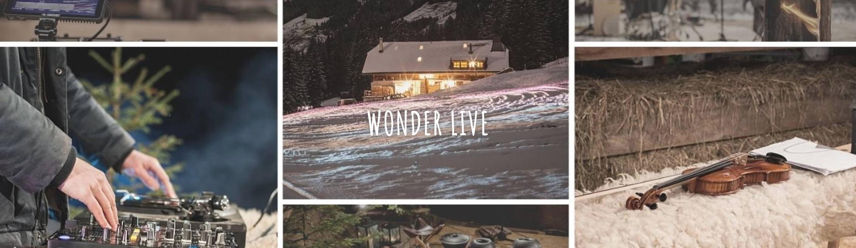 Wonder Live – L'avenir, c'est maintenant