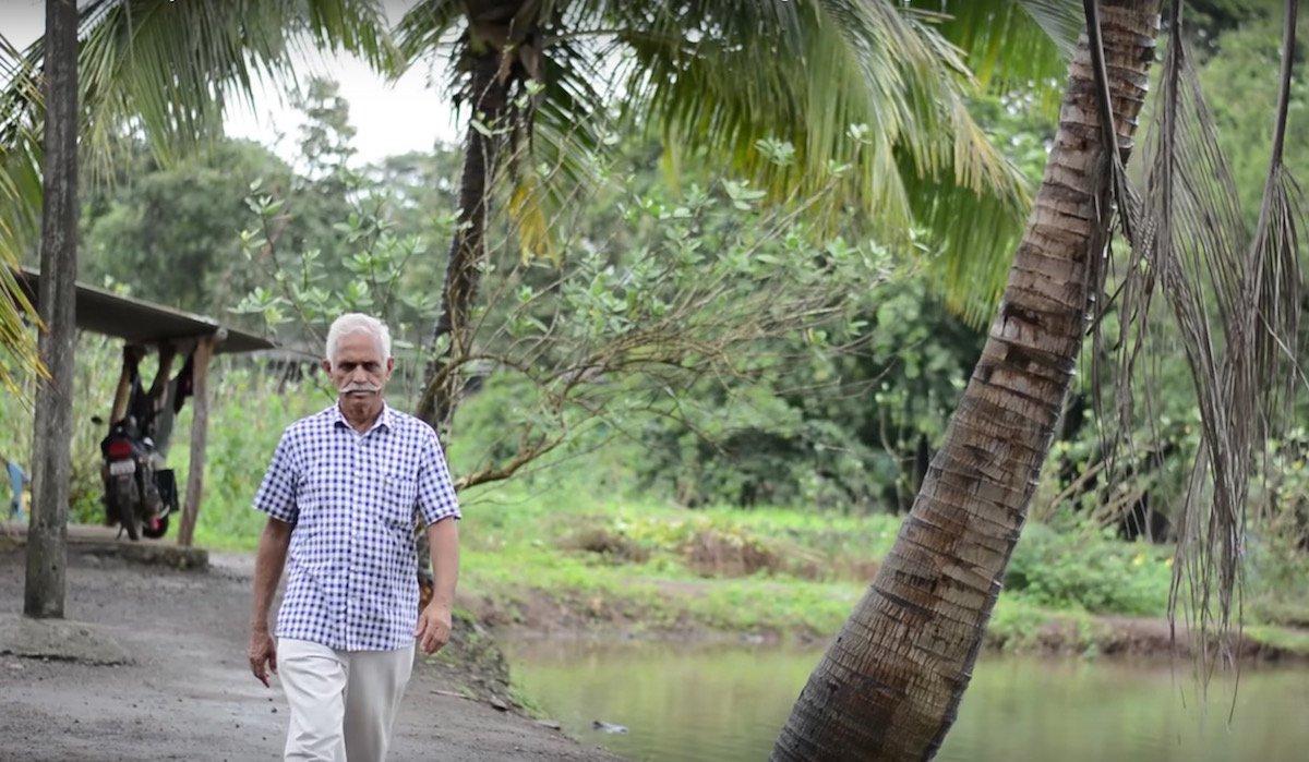 Chandrashekhar Hari Bhadsavle's Antwort auf den Welthunger heisst SRT