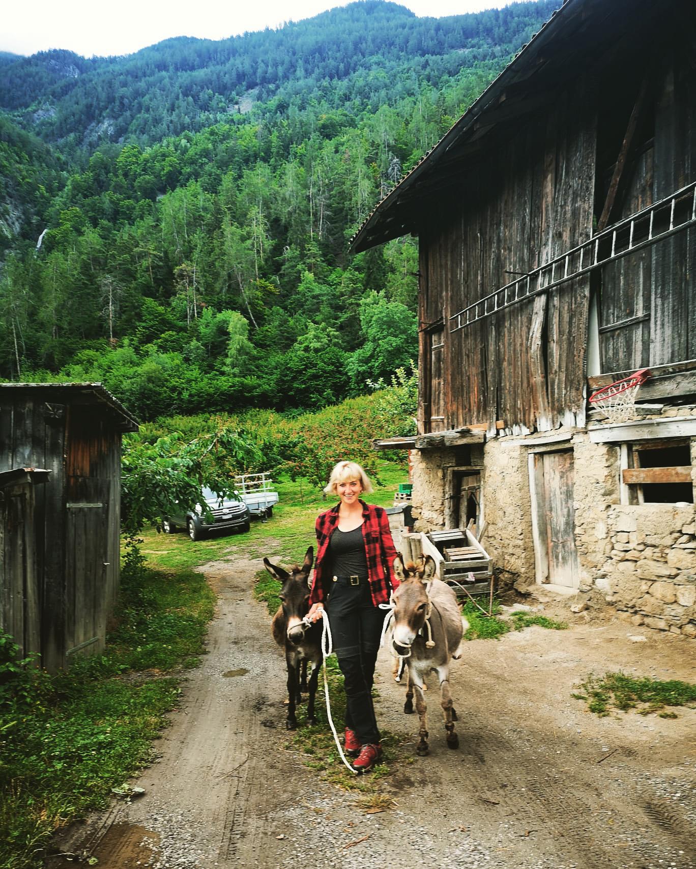 Ilona Thétaz – Amazone des temps modernes d'une agriculture bio et responsable