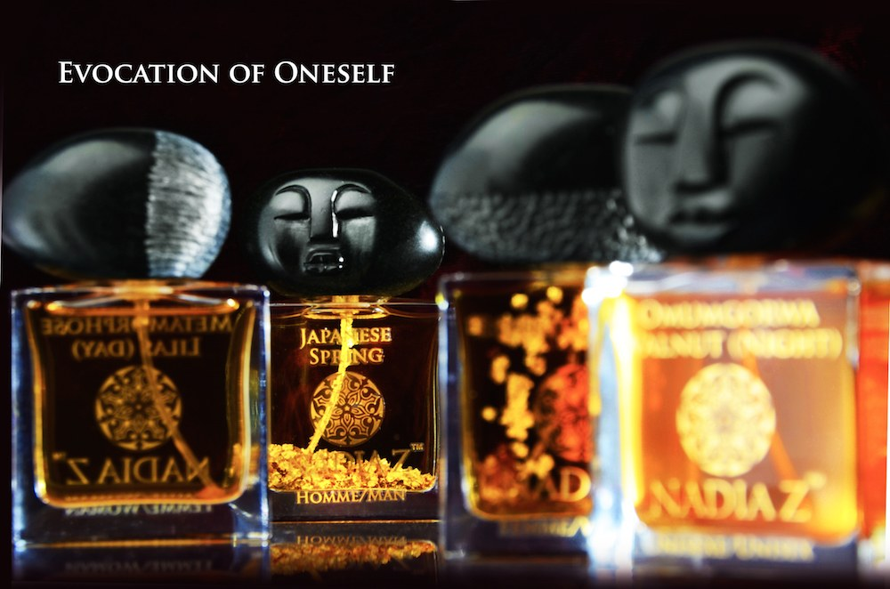 From a humanitarian journey to NadiaZ Natural Haute Parfumerie: Emotion by Essence.