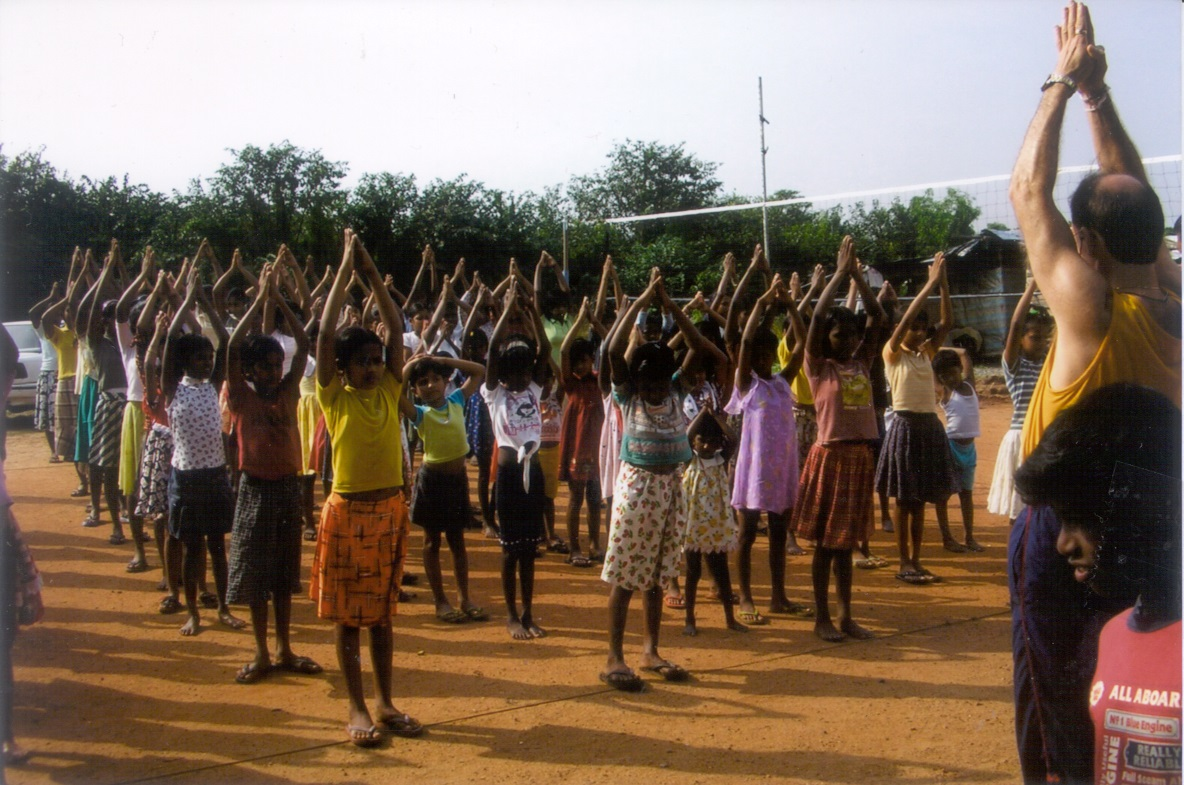 R.P. Adam – Sri Lanka Hilfe