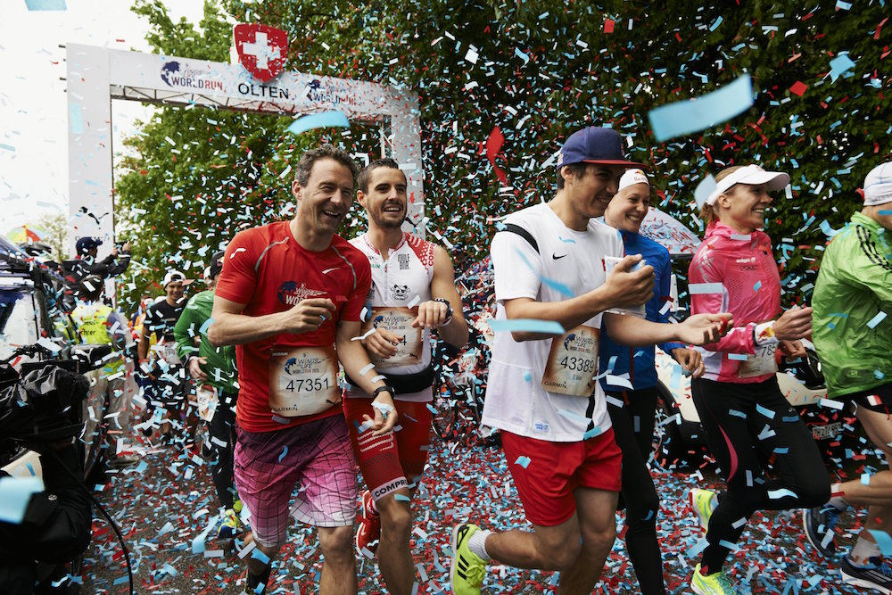 Wings For Life World Run, 8 mai 2016 – Olten