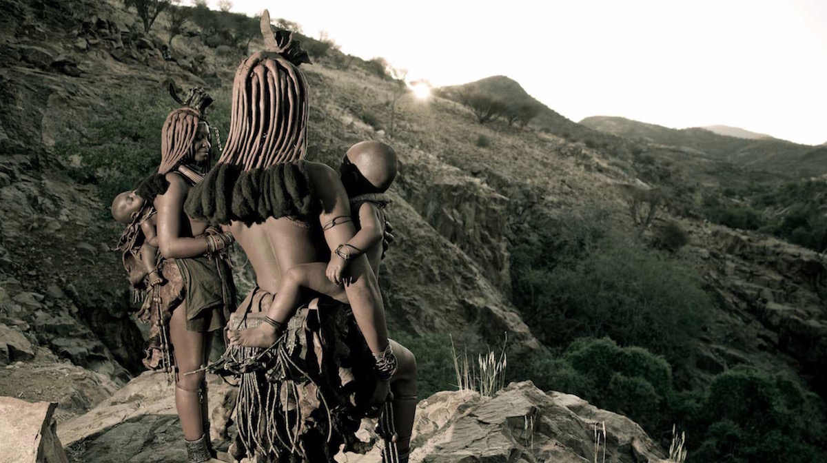 The Wild Born Project – natural childbirthing amongst tribal women.