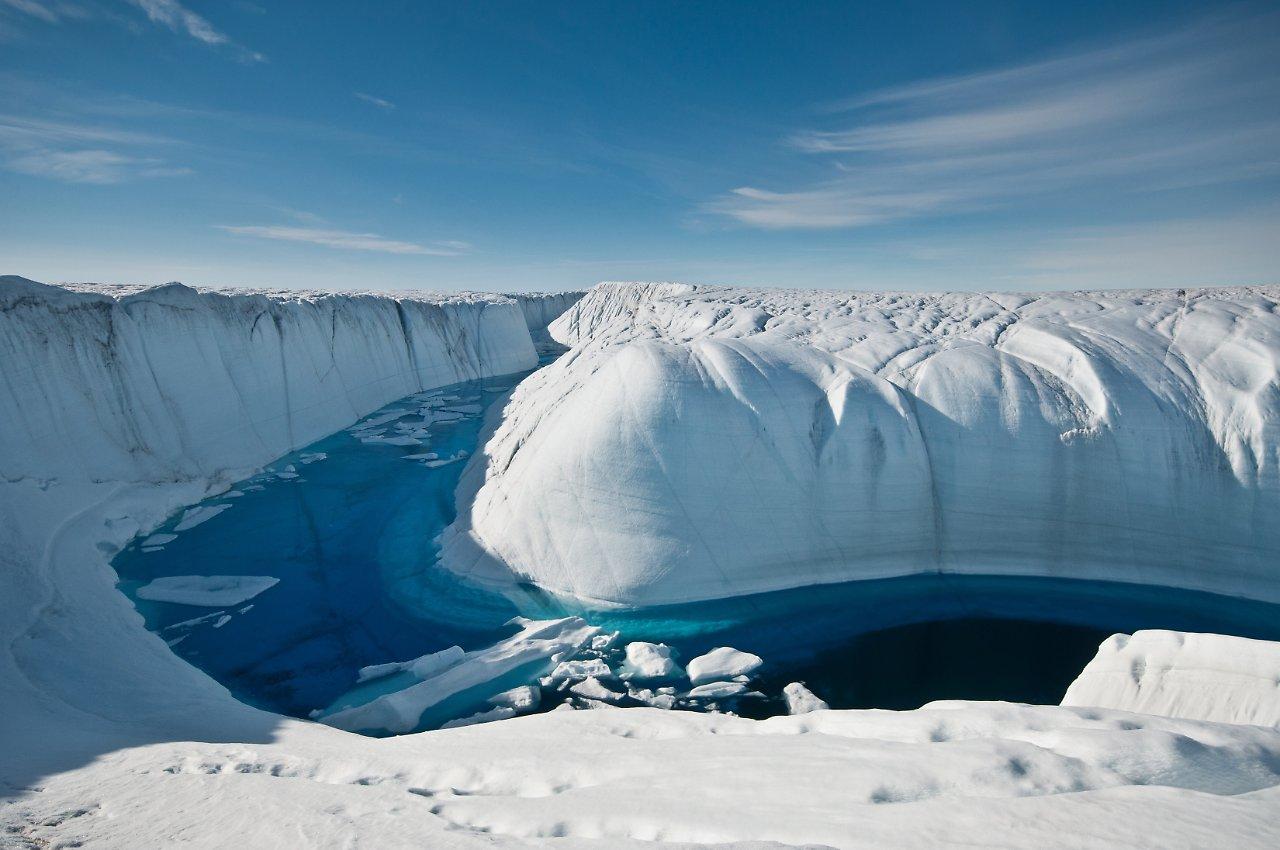 NASA widerlegt Weltklimabericht und bestätigt: Antarktis-Polkappe wächst um 135 Milliarden Tonnen pro Jahr !!!