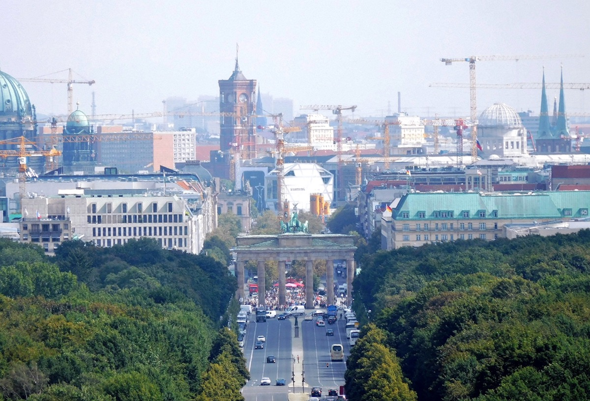 Die Erde ist unteilbar – Transformation Berlin
