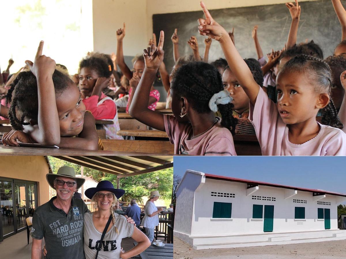 Schule in Madagaskar– Verdient nicht jedes Kind eine Ausbildung?