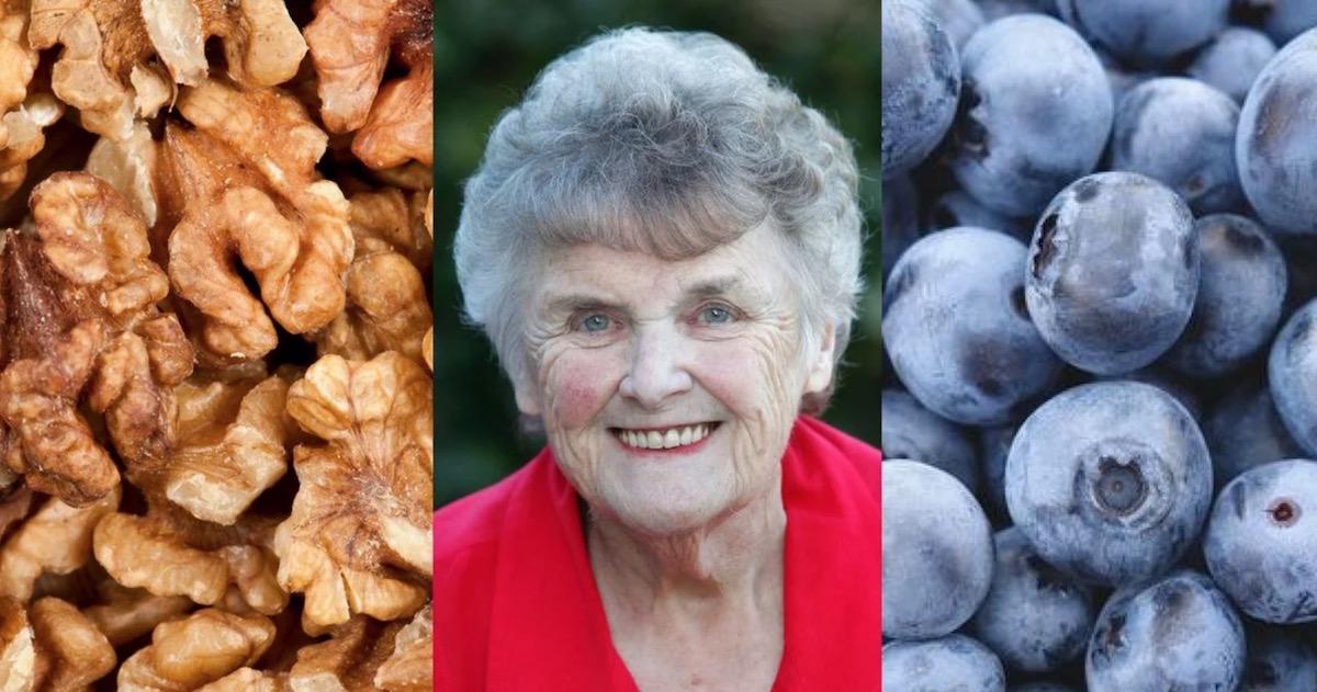 82 woman memory diet