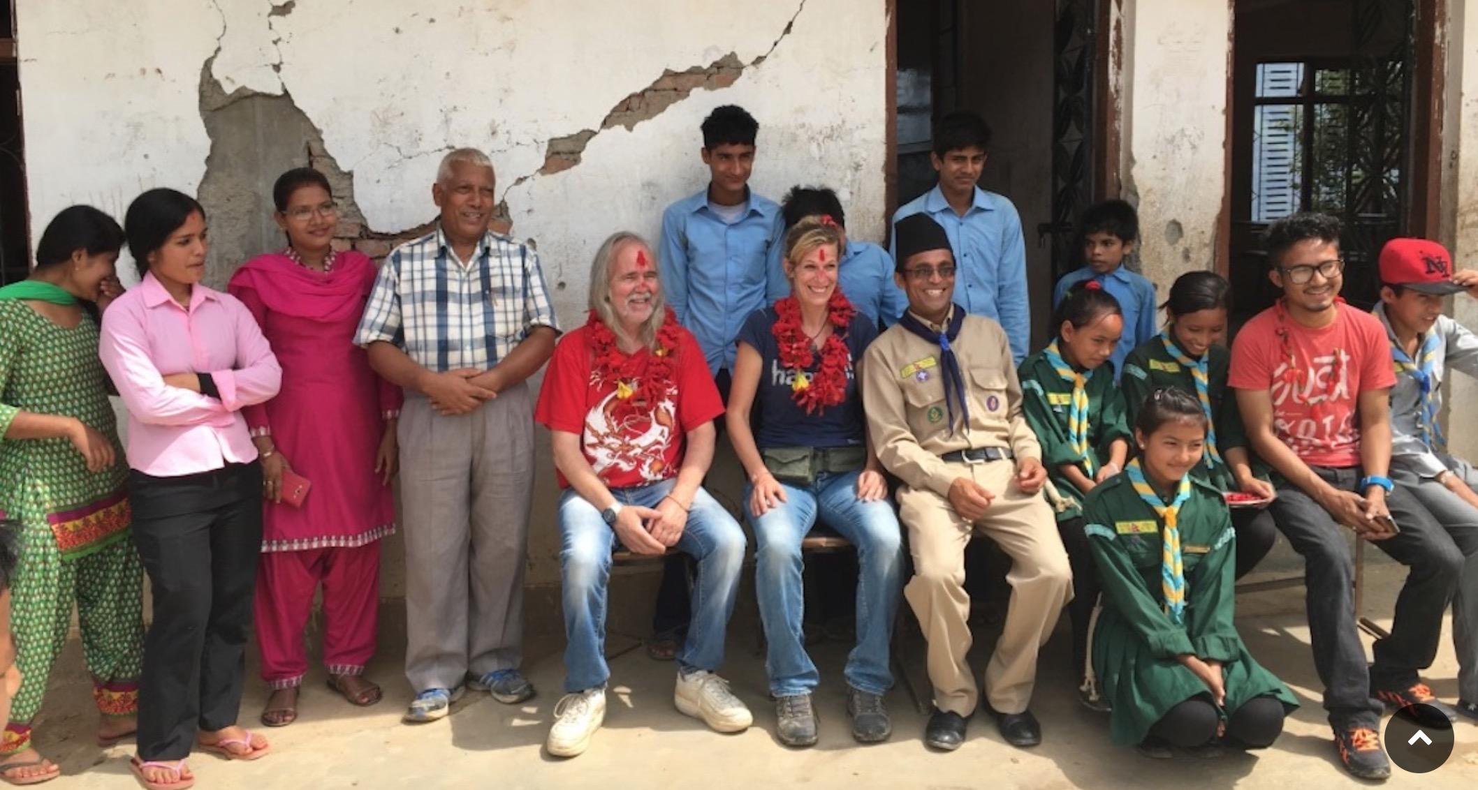 Moksha-Ayurveda-Nepal – Umzug und Neubau einer Ayurveda-Klinik in Nepal