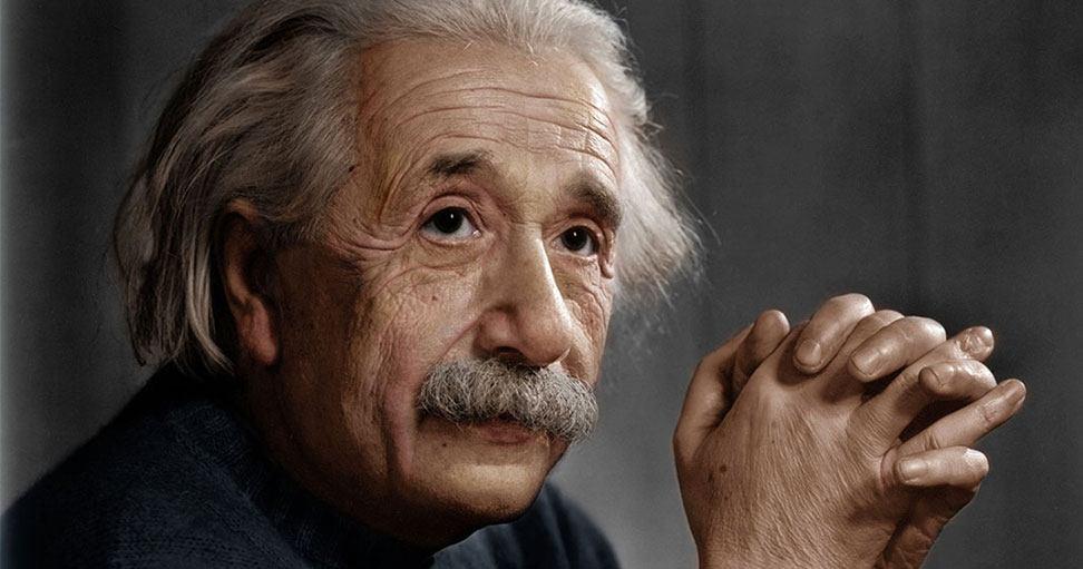 Albert Einstein – Sa lettre à sa fille Lieserl