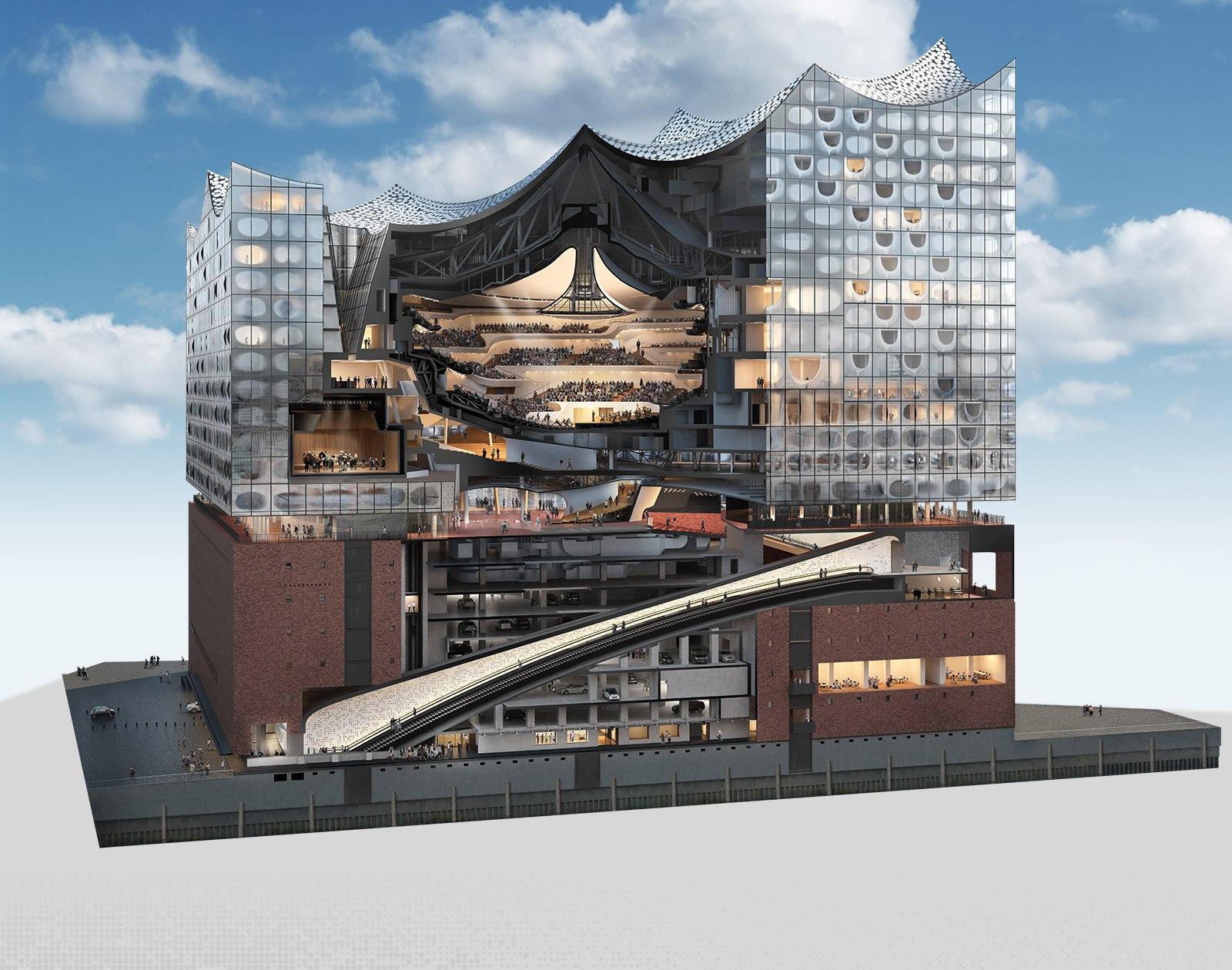 Abenteuer Elbphilharmonie Hamburg