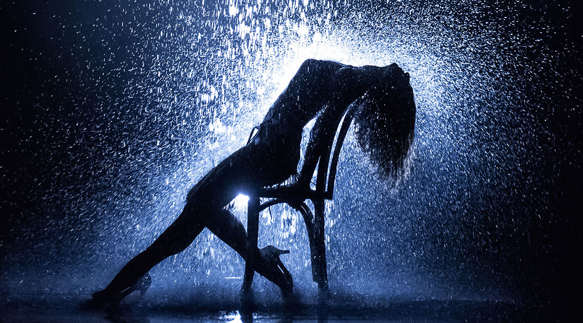 Flashdance – la dance finale. La beauté de la passion