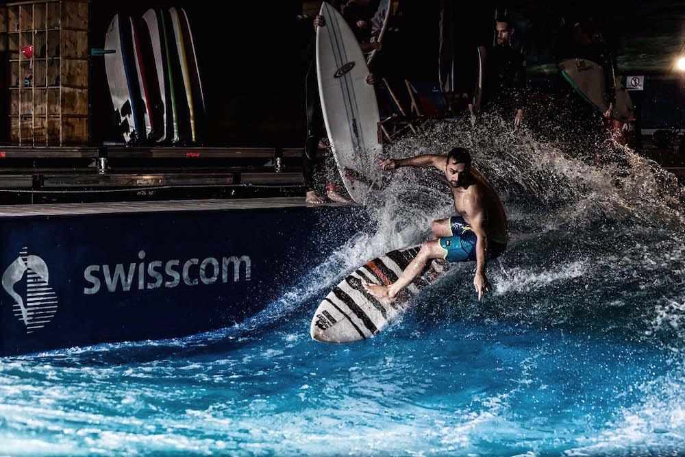 Surfen in der Schweiz mit der Swisscom Giga-Welle…