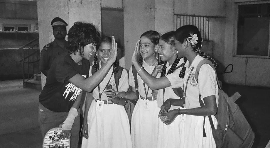 Girl Skate India Tour 2016