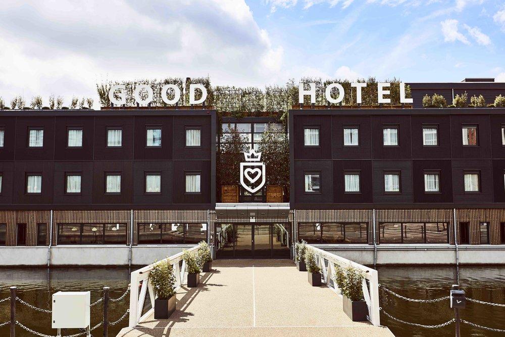 GOOD HOTEL LONDON – Premiumhotellerie die Gutes tut