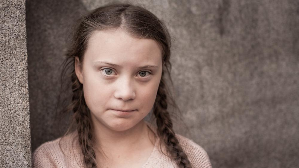 If the solutions in the system are so impossible to find, then maybe we should change the system itself. Greta Thunberg