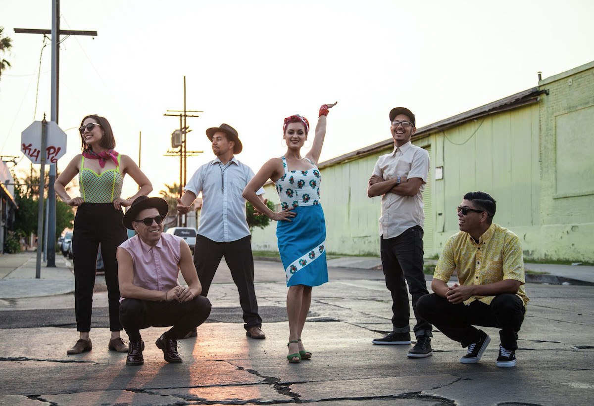 If I was a President… Las Cafeteras