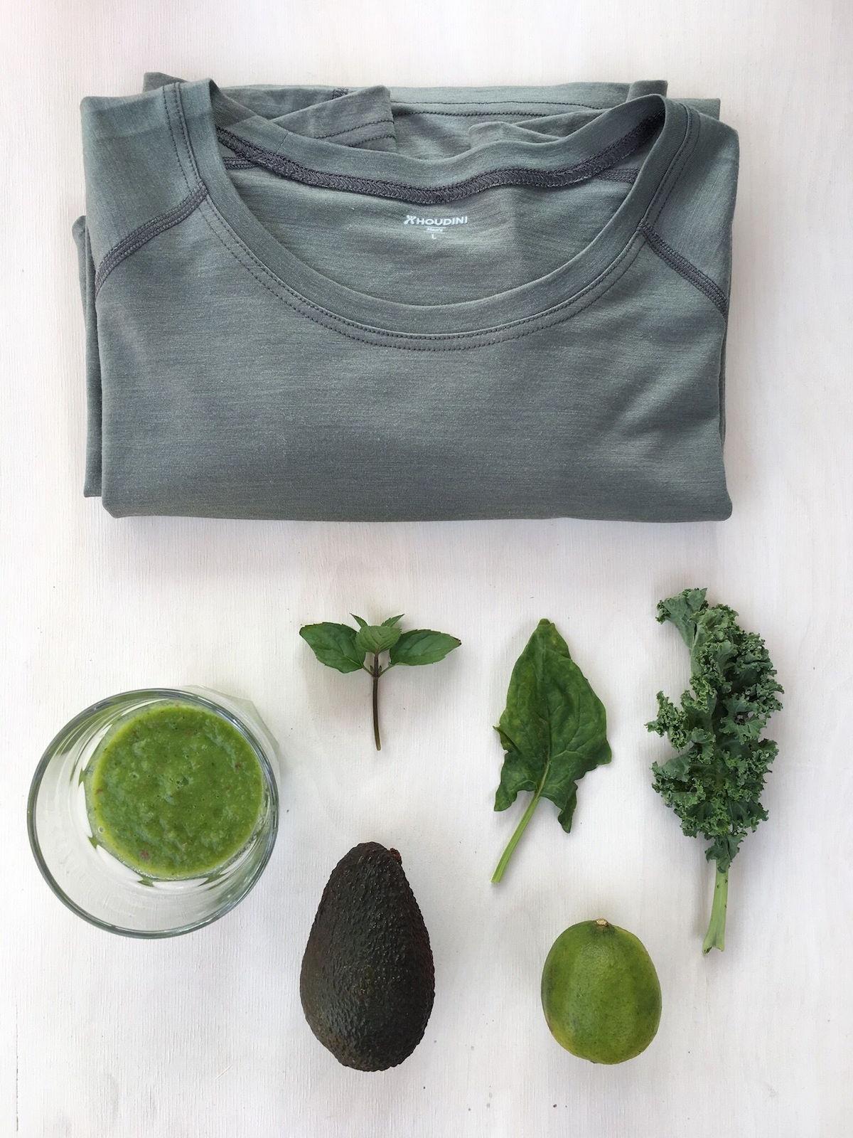 Houdini zaubert weltweit erstes veganes Menü aus kompostierter Sportswear