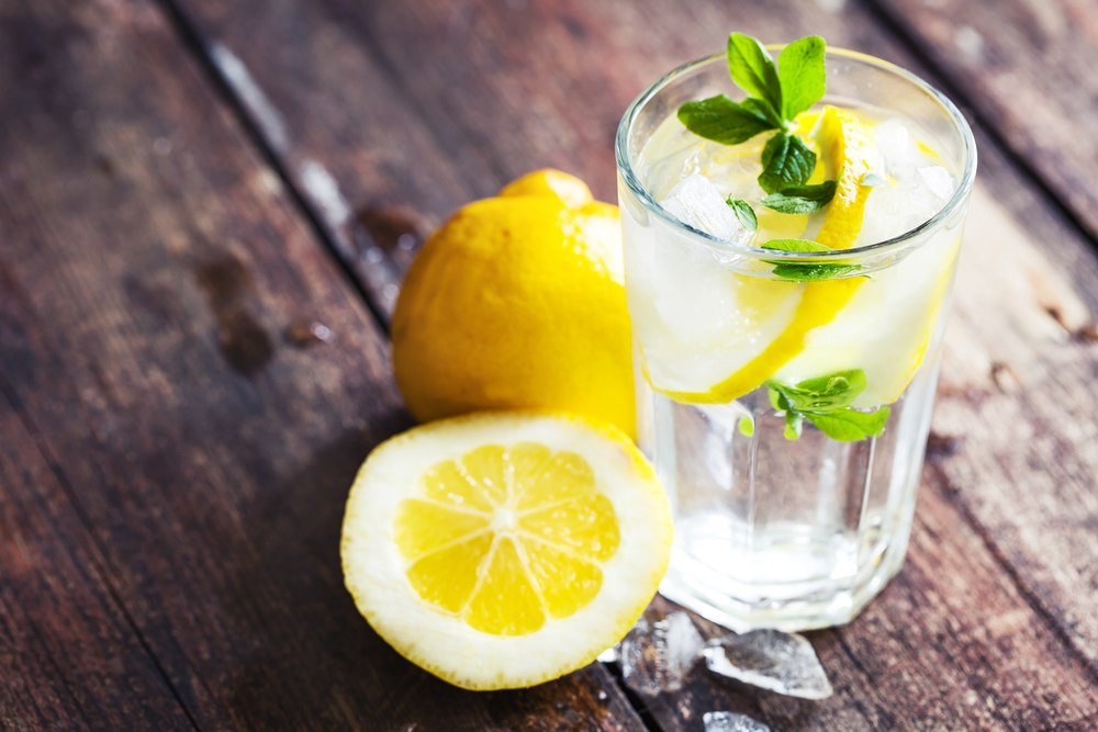 WHAT LEMON WATER DOES TO YOUR BODY