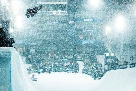 My first time at the Winter Xgames
