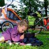 L'école à la maison autour du monde à vélo