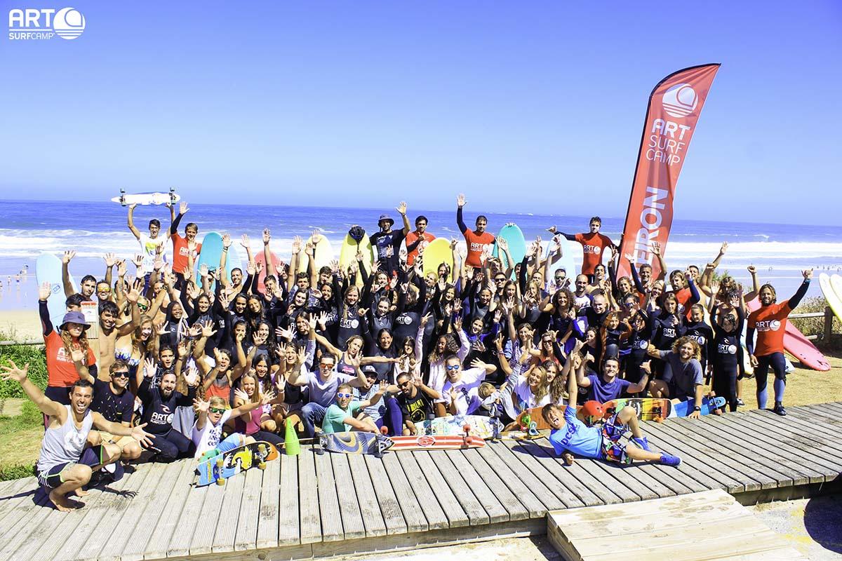 art surf camp, ein erlebnis das man nie vergessen wird! – 7sky.life