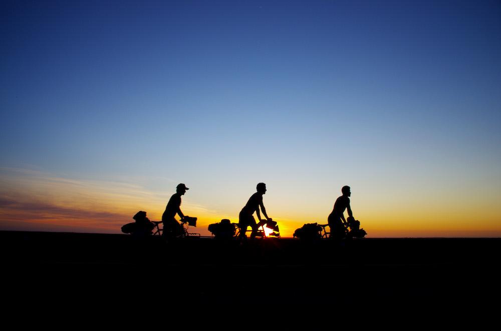 Solidream | La leçon de vie de trois amis qui traversent le monde à vélo