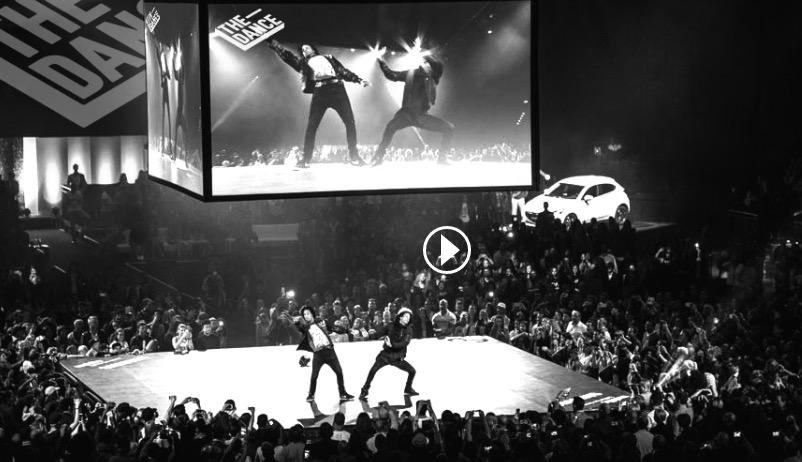 The Dance 2017 is back on track – 20. Mai im Hallenstadion Zürich