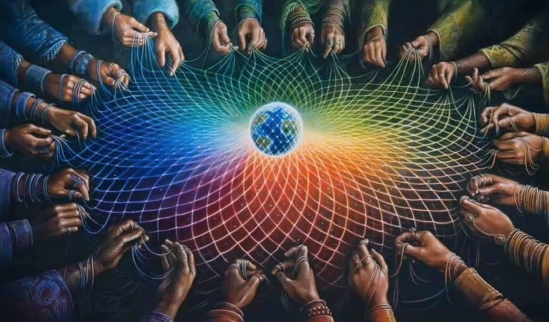 Tisser notre nouvelle Terre
