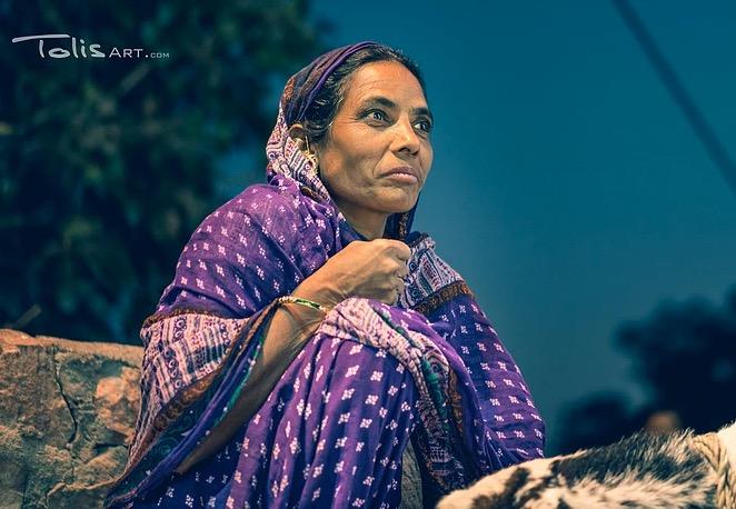 Tolisart: Spiritual India, a video