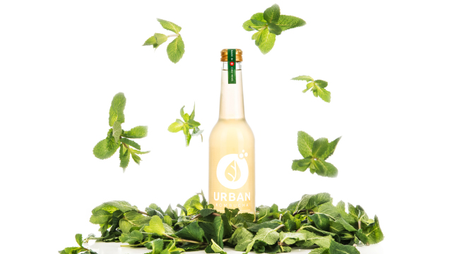 Urban Kombucha – La transparence Swiss Made