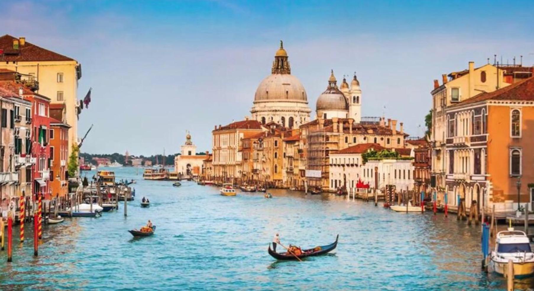Ein wunderbarer Text von einer in Venedig eingesperrten Person