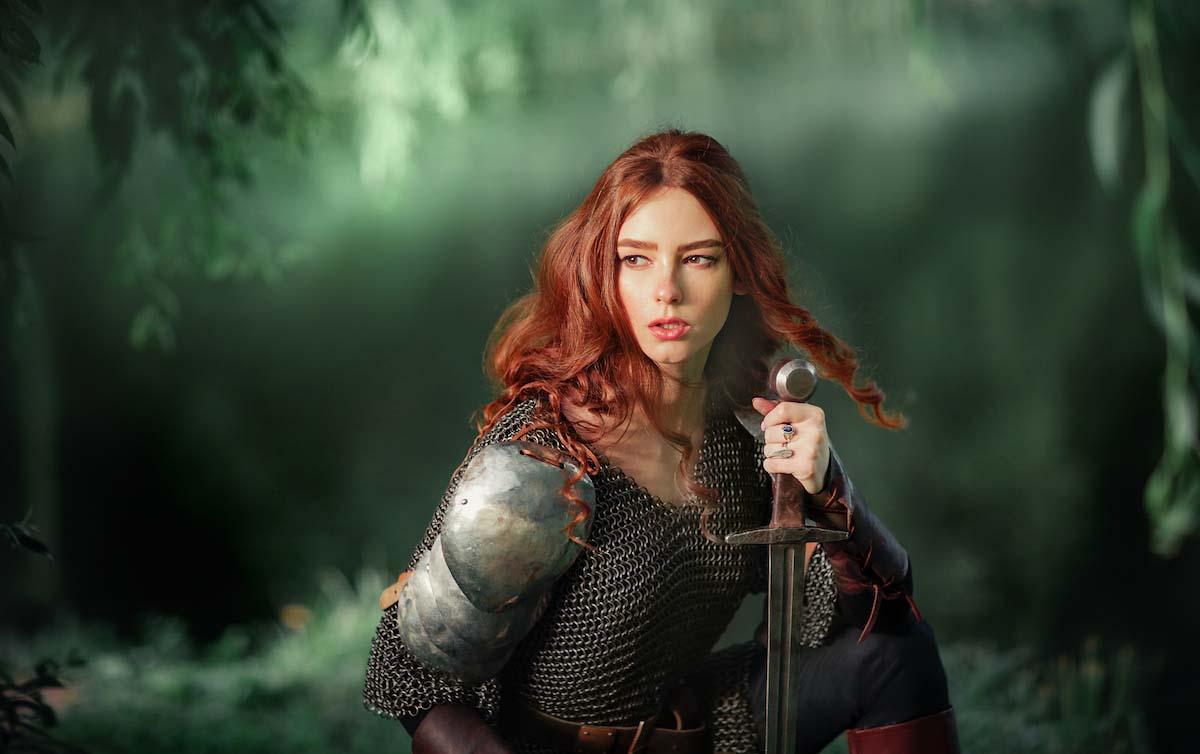 Niemand wird als Krieger geboren. Und wenn nicht wir, wer?