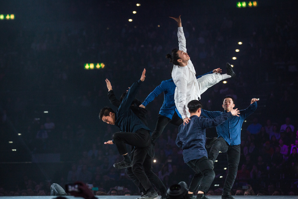The Dance vom 30. April im Hallenstadion war ein durchschlagender Erfolg!