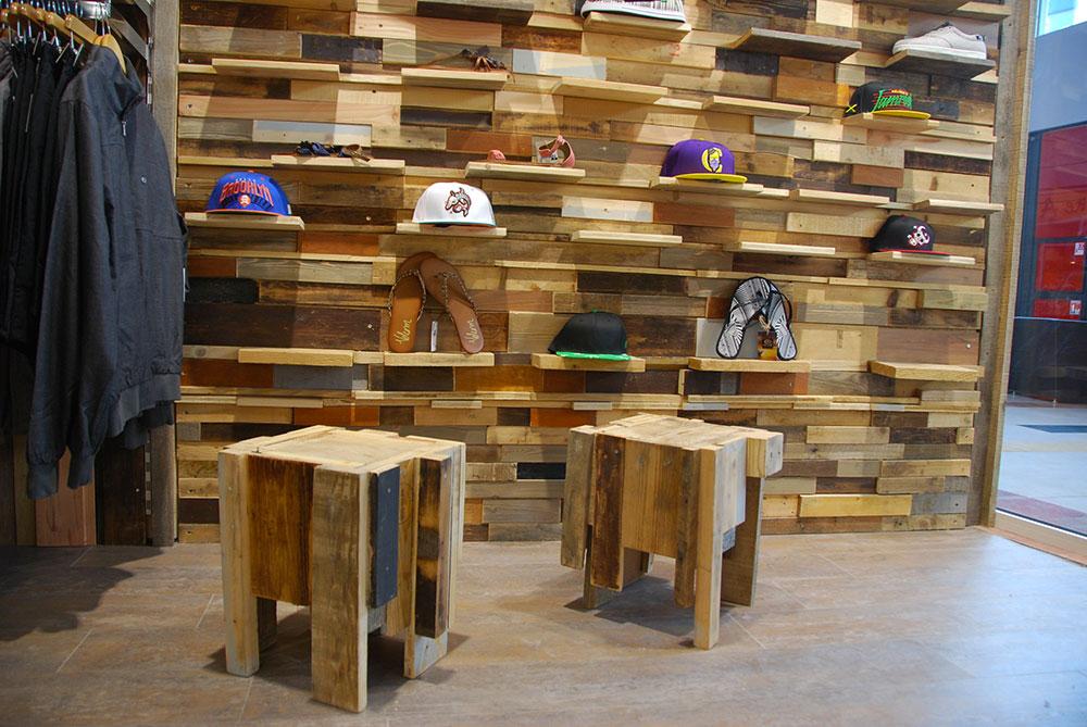 Wood Stock Création